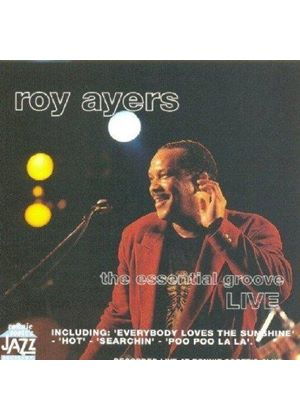 Roy Ayers - Essential Groove - Live