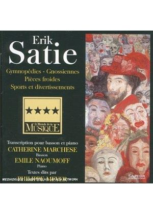 Satie: Transcriptions for Bassoon and Piano