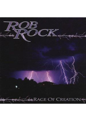 Rob Rock - Rage Of Creation