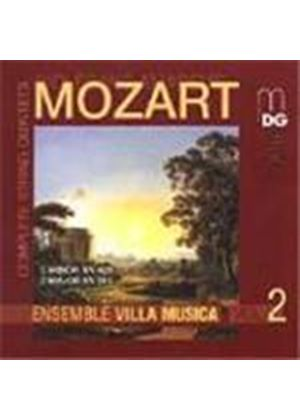 Mozart: Complete String Quartets, Vol 2