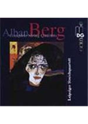 Berg: Complete String Quartets; Webern: 3 Pieces