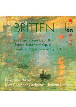 Britten: (Les) Illuminations; Frank Bridge Variations