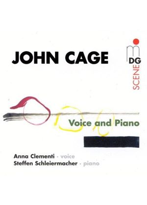 Anna Clementi & Steffen Schleiermacher - Voice And Piano