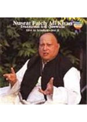 Nusrat Fateh Ali Khan - Traditional Sufi Qawwalis Vol.2