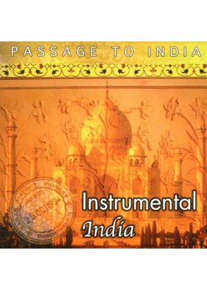 Various Artists - India - Passage To India/Instrumental India Vol.1 (Instrumental India)