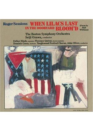 Roger Sessions - When Lilacs Last In The Dooryard Bloom'd