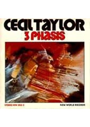 Cecil Taylor - 3 Phasis