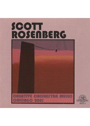 Scott Rosenberg - Creative Orchestra Magic, Chicago 2001