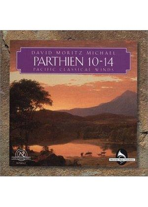 DAVID MORITZ MICHAEL - Parthien 10 - 14 (Pacific Classical Winds)