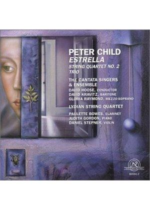 Child - Estrella, String Quartet No. 2, Trio