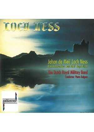 Dutch Royal Military Band/Kuijpers - Loch Ness - Military Music