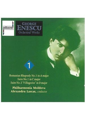 Enescu: Orchestral Works, Vol. 1