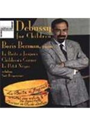 Debussy: Piano Works for Children