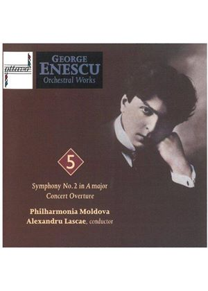 Enescu: Orchestral Works, Vol. 5