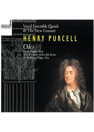 Henry Purcell - Odes (Vocal Ensemble Quink, The New Consort)
