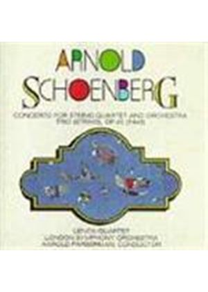 Schoenberg: Orchestral and Chamber Works