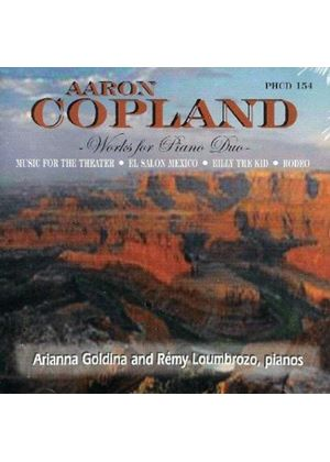 Copland: Works for Piano Duo