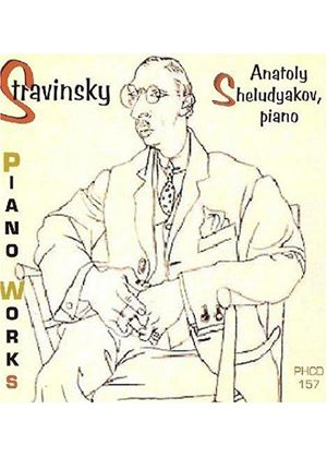 Stravinsky: Piano Works