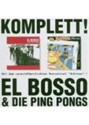 El Bosso And Die Ping - Komplett [German Import]