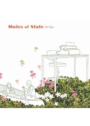 Mates Of State - All Day EP