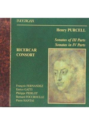 Purcell: Sonatas