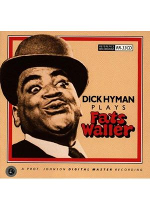 DICK HYMAN - Plays Fats Waller