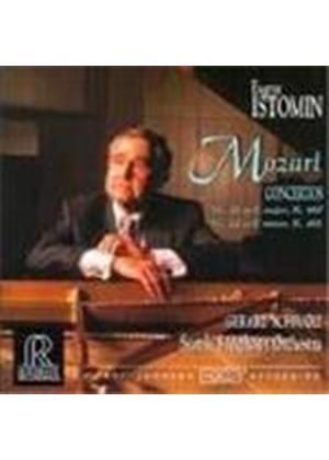 Mozart: Piano Concertos Nos 21 and 24