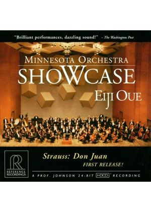 VARIOUS COMPOSERS - Minnesota Orchestra Showcase (Oue, Minnesota Orchestra)