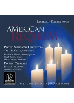 Richard Danielpour - An American Requiem (St. Clair, Pacific SO, Pacific Choral)