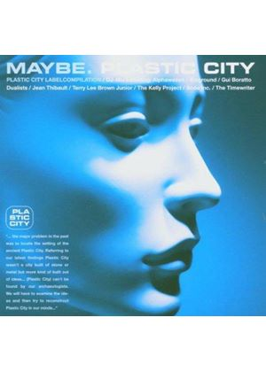 Various Artists - Maybe (Mixed By Babak Shayan)