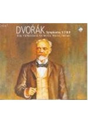 Antonin Dvorak - Symphonies 5 7 8 And 9 (3 CD)