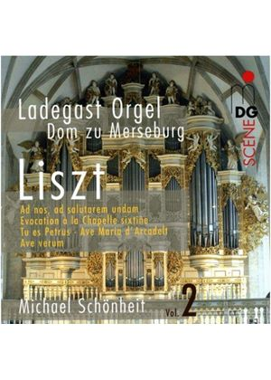 Liszt: Organ Works, Vol 2