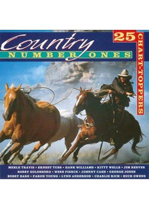 Various Artists - Country Number Ones