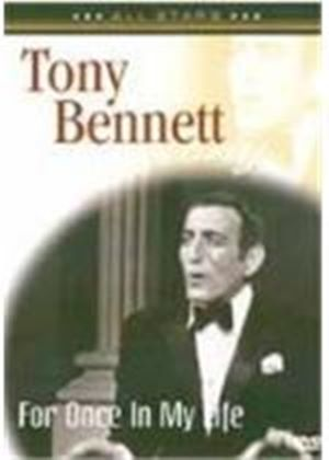 TONY BENNETT-ONCE IN MY LIFE  (DVD)