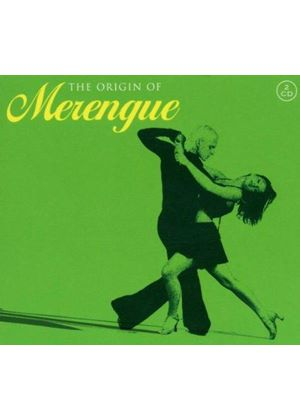 Various Artists - Origin Of The Merengue