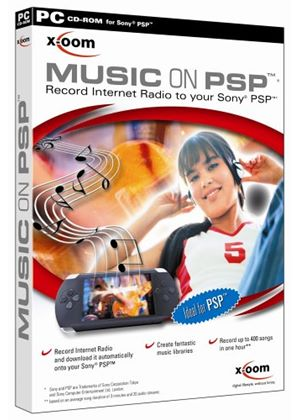 X-oom Music for PSP (PC)
