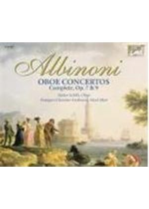 Albinoni - Violin And Oboe Concertos