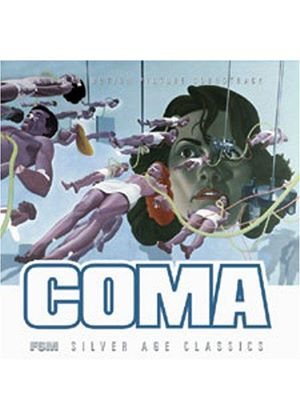 Jerry Goldsmith/Fred Karlin/Roy Budd - Coma (& Westworld/Carey Treatment/Limited Edition)