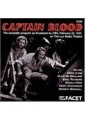 Radio Cast Recording - Captain Blood (Flynn, Rathbone)