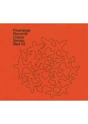 Various Artists - Freerange Colour Series - Red Vol.3