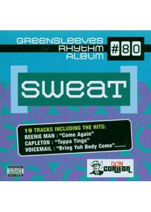 Various Artists - Greensleeves Rhythm Album Vol.80 (Sweat/Parental Advisory) [PA]