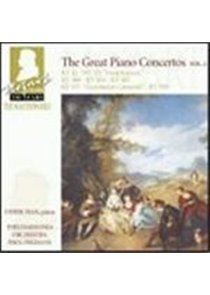 Mozart - Masterworks Great Piano Sanatas Volume 2