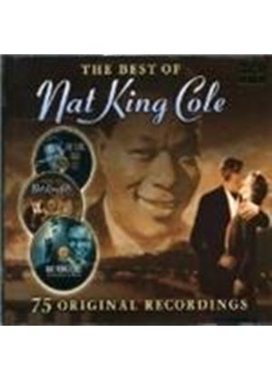 Nat 'King' Cole - Best Of Nat King Cole, The (75 Original Recordings)