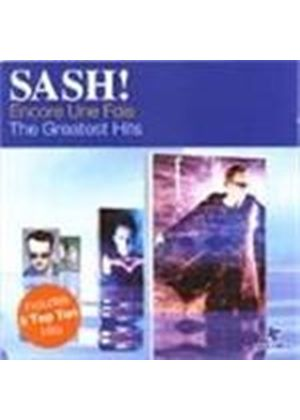 Sash - Encore Une Fois - The Greatest Hits