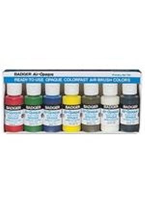Badger Air Opaque Airbrush Colours (Ready-to-Use)