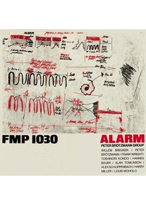 Peter Brotzmann Group - Alarm