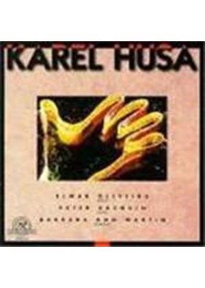 Husa: Chamber and Vocal Works