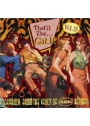 Various Artists - That'll Flat Git It Vol.23 (Rockabilly From The Vaults Of Columbia Records)
