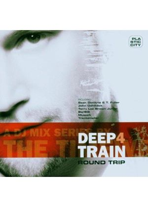 Various Artists - Deep Train Vol.4 (Mixed By The Timewriter)
