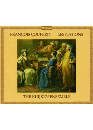 Couperin: (Les) Nations